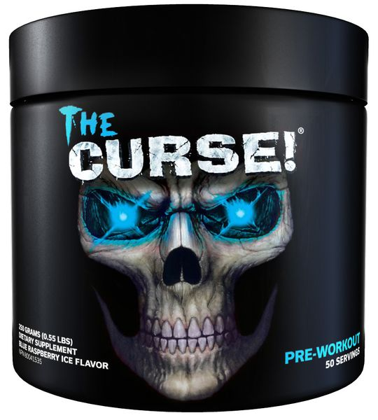 The Curse Pre workout Cobra_Labs__-_250g