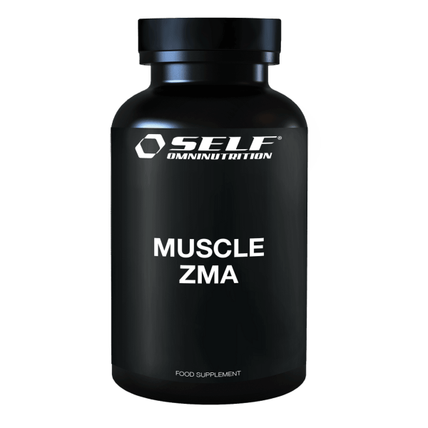Self Omninutrition Muscle ZMA - 120 kapsler