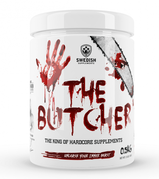 pre workout Swedish-Supplements_The_Butcher