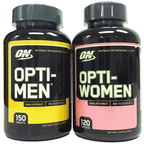 multivitamins optimal nutrition