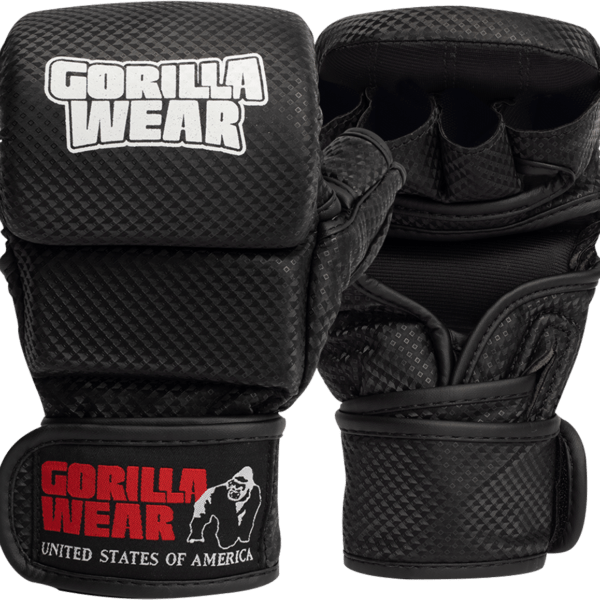 22080_Gorilla_Wear_Ely_MMA_Sparring_Gloves_-_Black_1