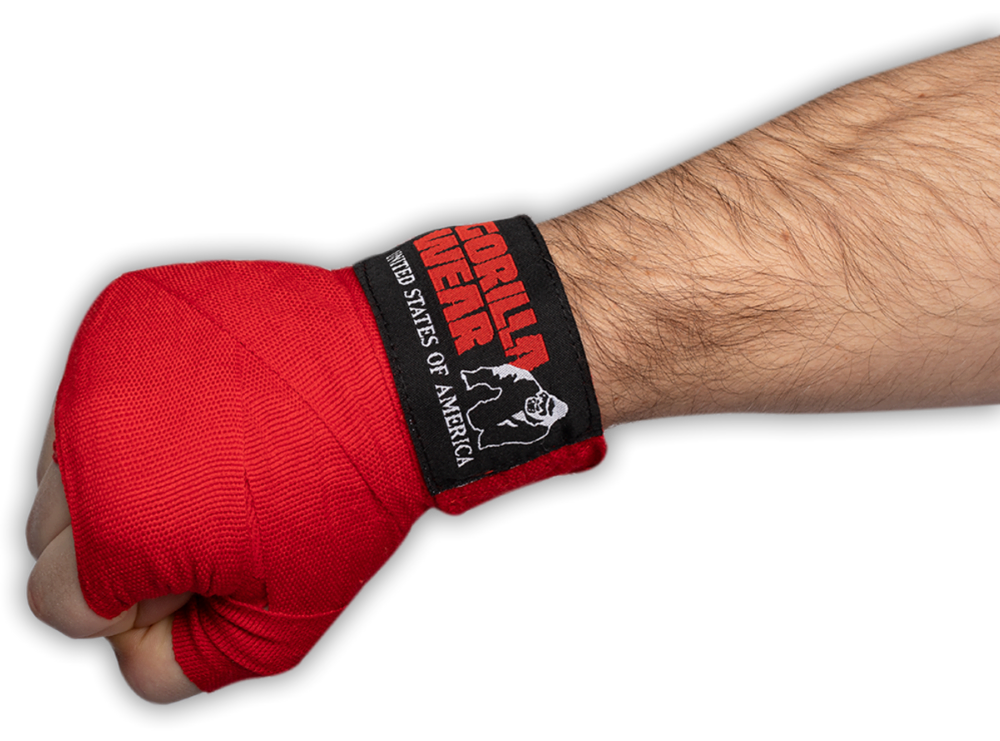 Boxing Hand Wraps Gorilla Wear