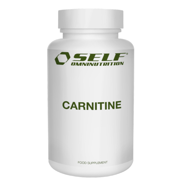 Self Omninutrition Carnitin Karnitin- 120 kapsler