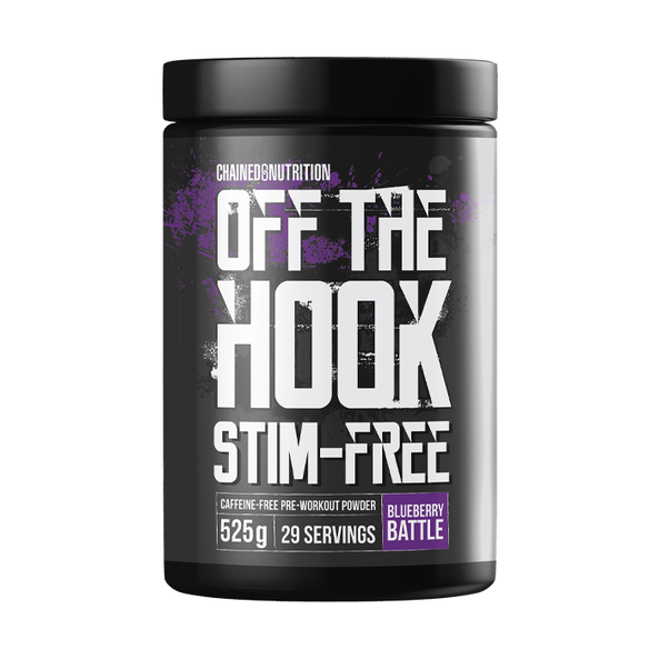 preworkout off_the_hook_sf_blueberry Chained Nutrition