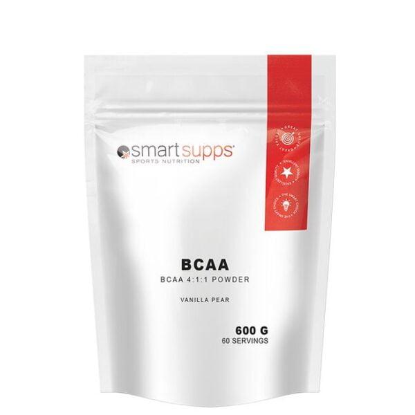 SmartSupps BCAA_4-1-1Vanilla Pear_600 g