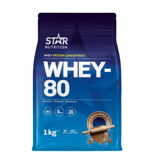 Star_nutrition_Whey-80_1kg_GingerbreadCookieDough